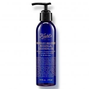 Kiehls-Midnight Recovery Botanical Cleansing Oil 175ml