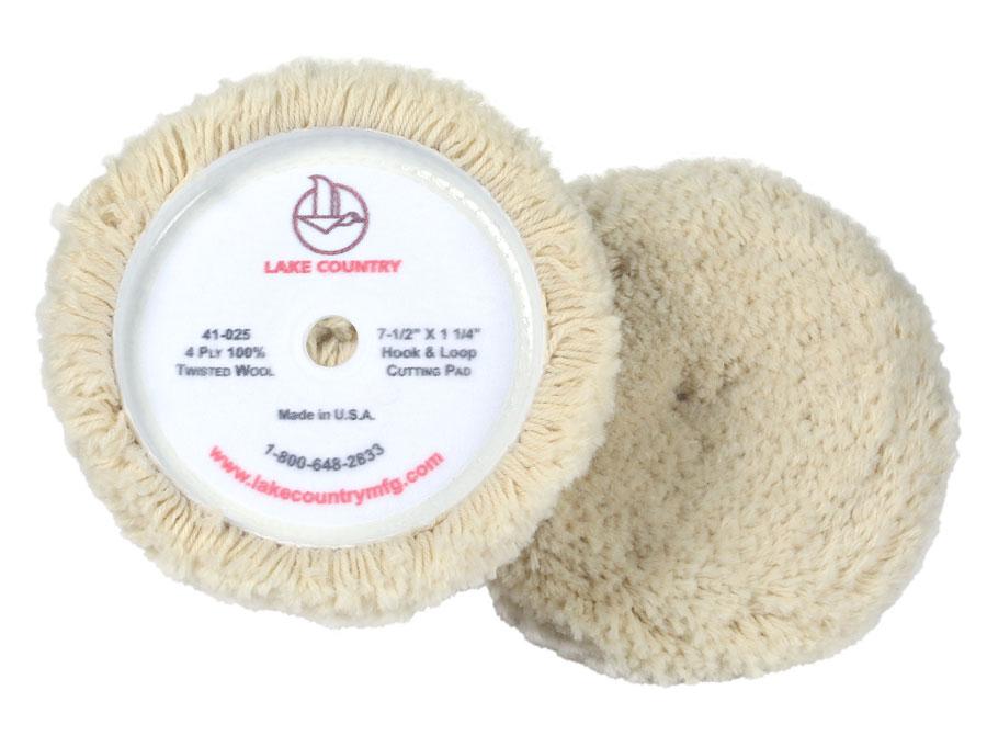 Lake Country - Single Side wool pad - 41-025