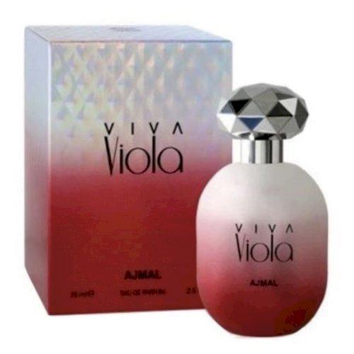 Ajmal- viva viola for women 75ml EDP