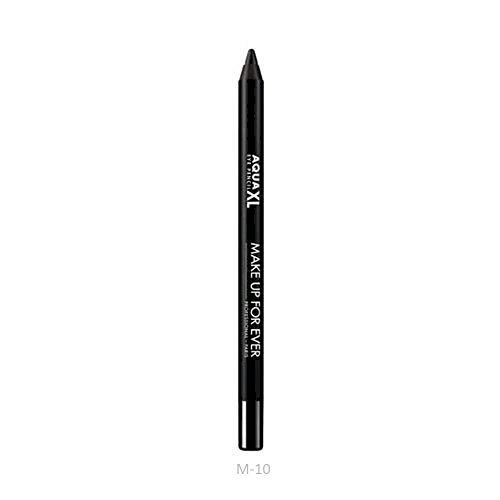 Make Up For Ever Aqua XL Eye Pencil Waterproof Eyeliner - M-10 - matte black
