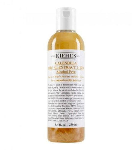 Kiehls- Calendula Herbal Extract Alcohol-Free Toner 250
