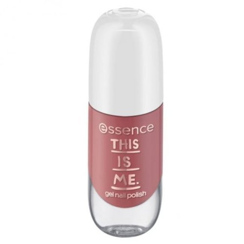 Essence-this is me. gel nail polish (06 real)