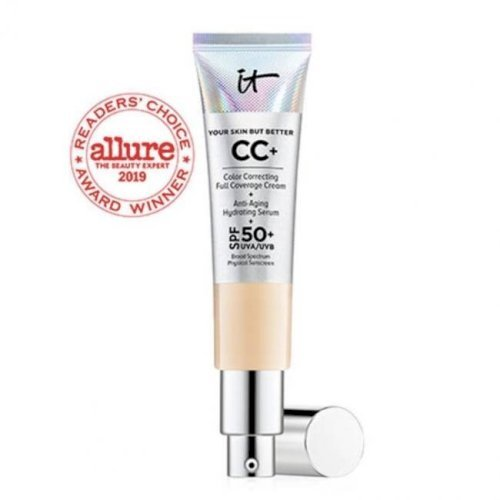 It cosmetics- Your Skin But Better CC+ Cream with SPF 50+ (Light) 12ml