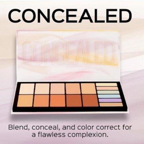 Coastal Scents- concealed palette