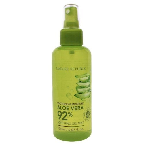 "Nature republic- Aloe Vera Soothing Gel Mist ""150ml"""